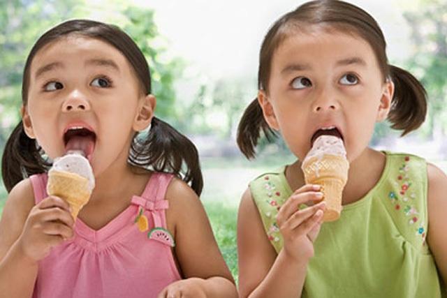 Mơ thấy ăn kem